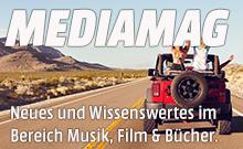 Mediamag Musik, Film & Bücher