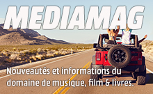 Mediamag Musique, Film & Livres