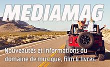 Mediamag Musique, Film & Livres