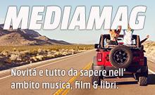 Mediamag Musica, Film & Libri