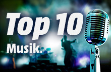 Entertainment Musik Top 10