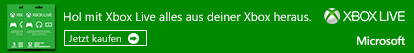 Microsoft Xbox Live kaufen