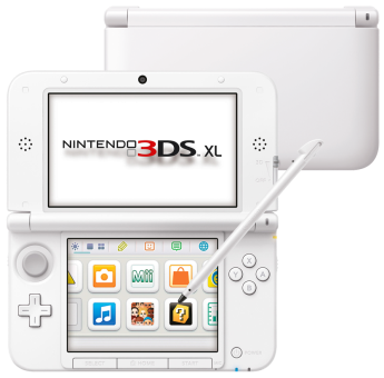 nintendo 3ds xl blanc tomodachi life 3ds italien. Black Bedroom Furniture Sets. Home Design Ideas