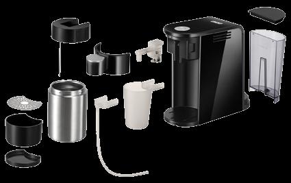 unold latte sempre 28495 g nstig kaufen milchaufsch umer media markt online shop. Black Bedroom Furniture Sets. Home Design Ideas
