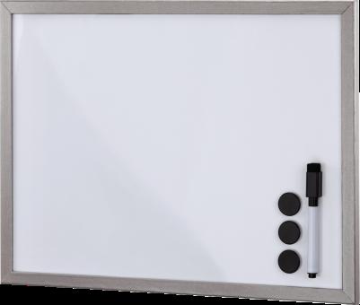 Hama whiteboard 60 x 80 cm argento materiale per for Materiale per ufficio
