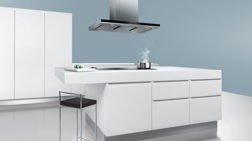 siemens lf91ba582 g nstig kaufen insel dunstabzugshaube media markt online shop. Black Bedroom Furniture Sets. Home Design Ideas