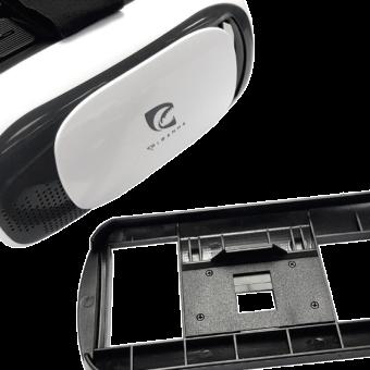 piranha pi397371 virtual reality brille f r android. Black Bedroom Furniture Sets. Home Design Ideas