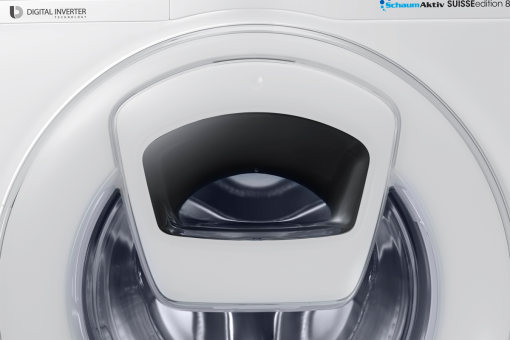 samsung ww80k5400ww ws machine laver 1400 r min blanc machine laver porte avant. Black Bedroom Furniture Sets. Home Design Ideas