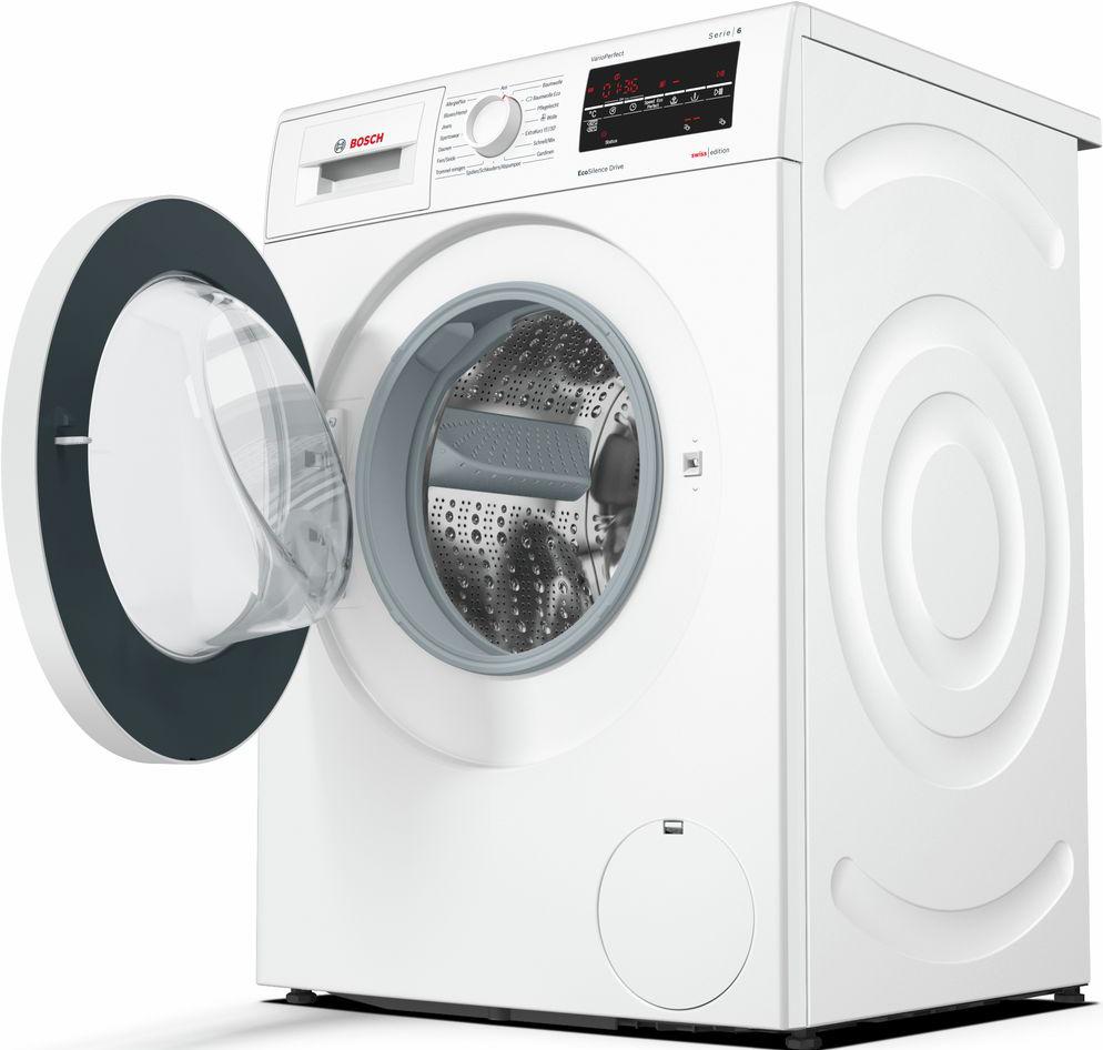 bosch wat284d2ch waschmaschine 8 kg weiss g nstig kaufen 8 kg media markt online shop. Black Bedroom Furniture Sets. Home Design Ideas