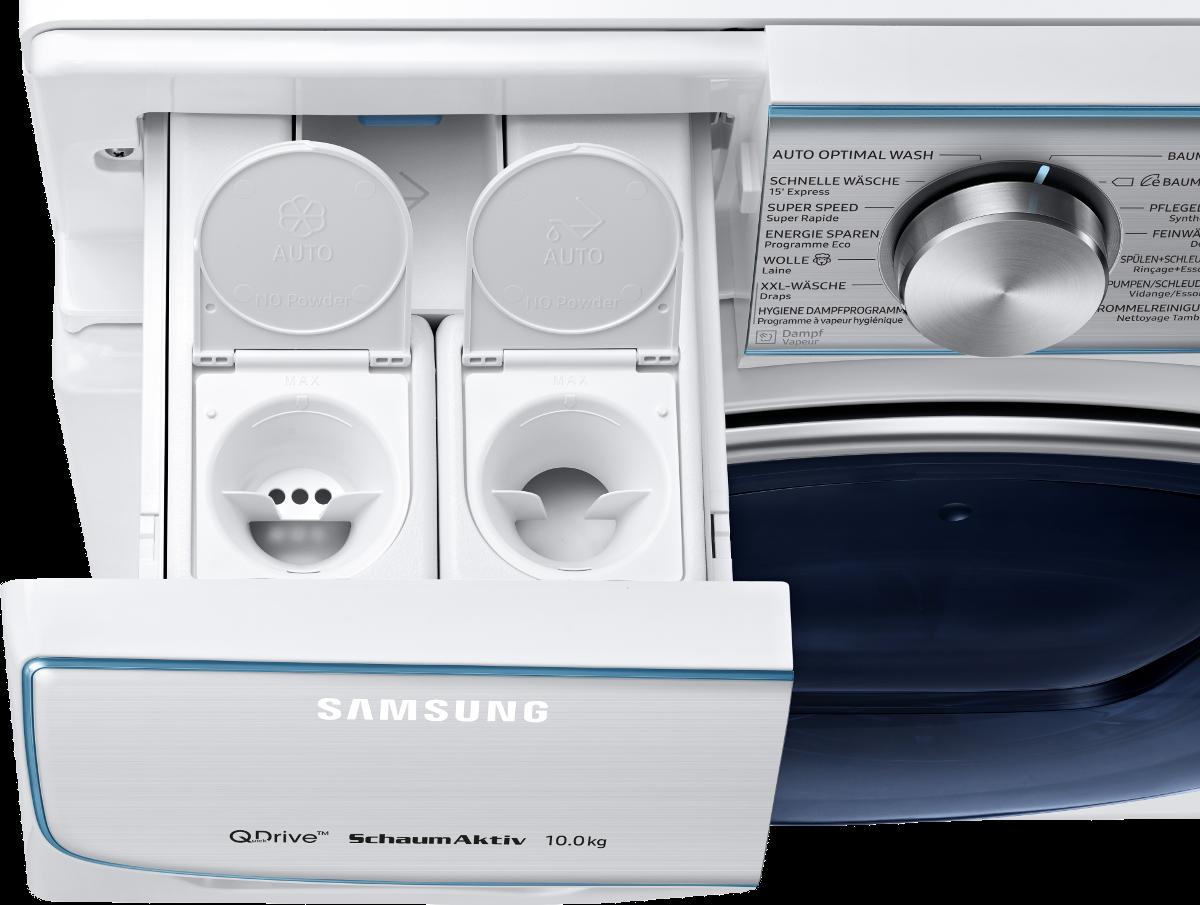 samsung ww10m86inoa ws waschmaschine 10 kg weiss g nstig kaufen 10 kg media markt. Black Bedroom Furniture Sets. Home Design Ideas