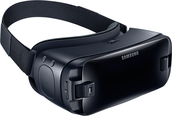 samsung gear vr 2017 mit controller virtual reality brille kompatibel ab galaxy s6. Black Bedroom Furniture Sets. Home Design Ideas