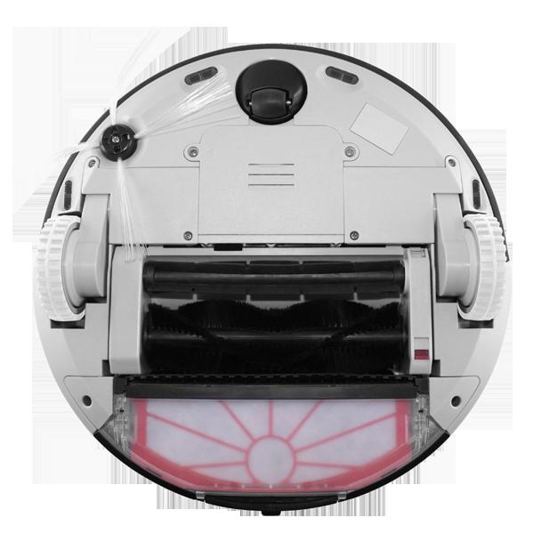 Robo Staubsauger trisa robo clean the generation schwarz günstig kaufen roboter staubsauger media markt