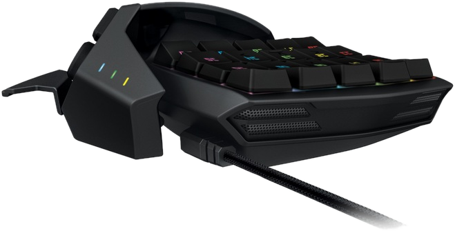 razer orbweaver chroma keypad 30 tasten schwarz g nstig kaufen sonstiges zubeh r pc. Black Bedroom Furniture Sets. Home Design Ideas