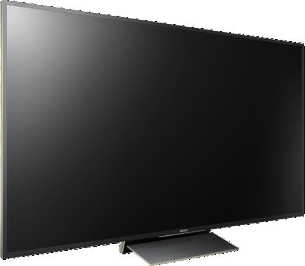 sony kd 75zd9b lcd led tv 75 189 cm schwarz g nstig kaufen 70 79 fernseher media. Black Bedroom Furniture Sets. Home Design Ideas