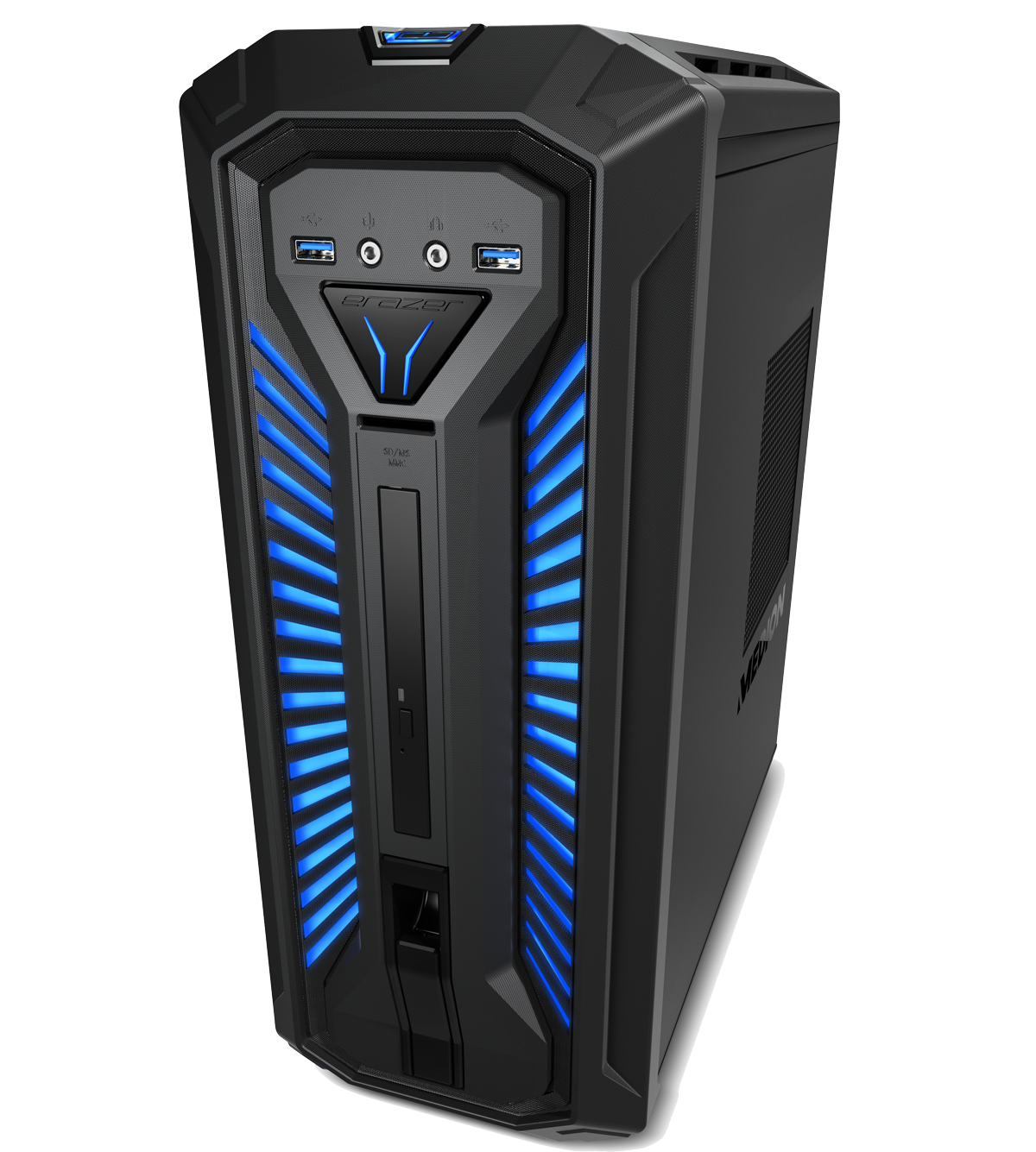 medion erazer x67013 gaming desktop pc intel core i7 8700 schwarz g nstig kaufen gaming. Black Bedroom Furniture Sets. Home Design Ideas