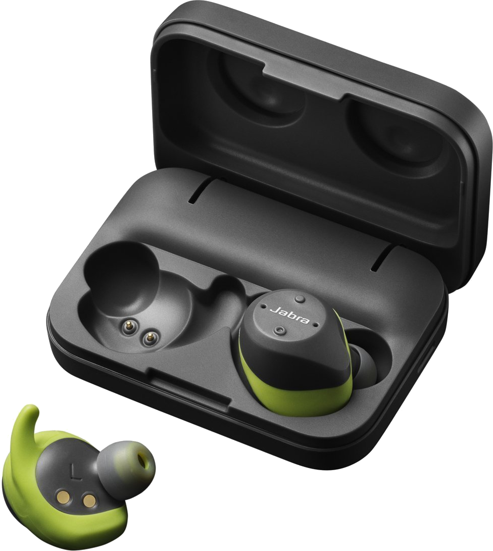 jabra elite sport in ear kopfh rer bluetooth grau gelb g nstig kaufen bluetooth. Black Bedroom Furniture Sets. Home Design Ideas
