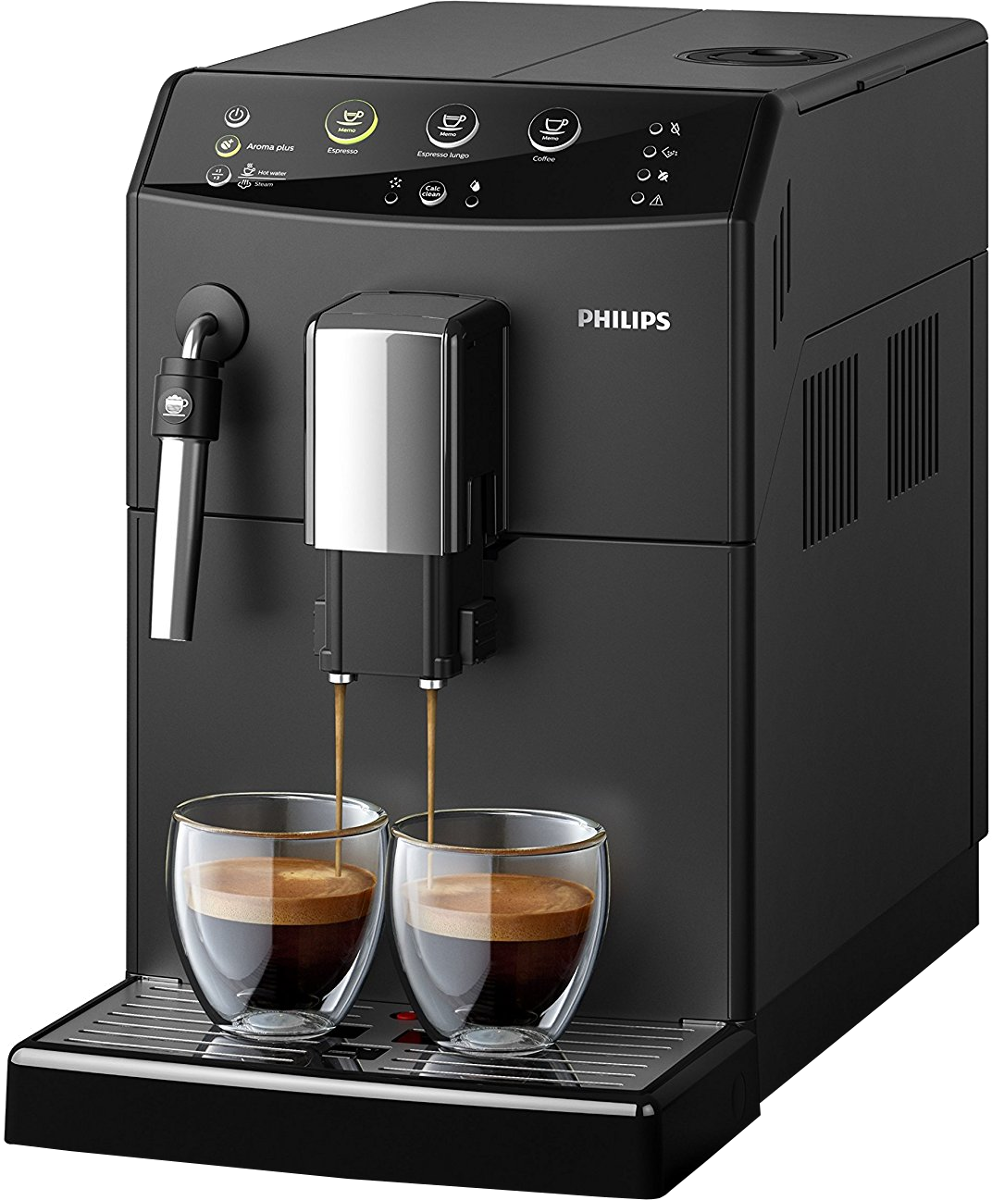 philips hd8827 01 machine espresso automatique 4. Black Bedroom Furniture Sets. Home Design Ideas
