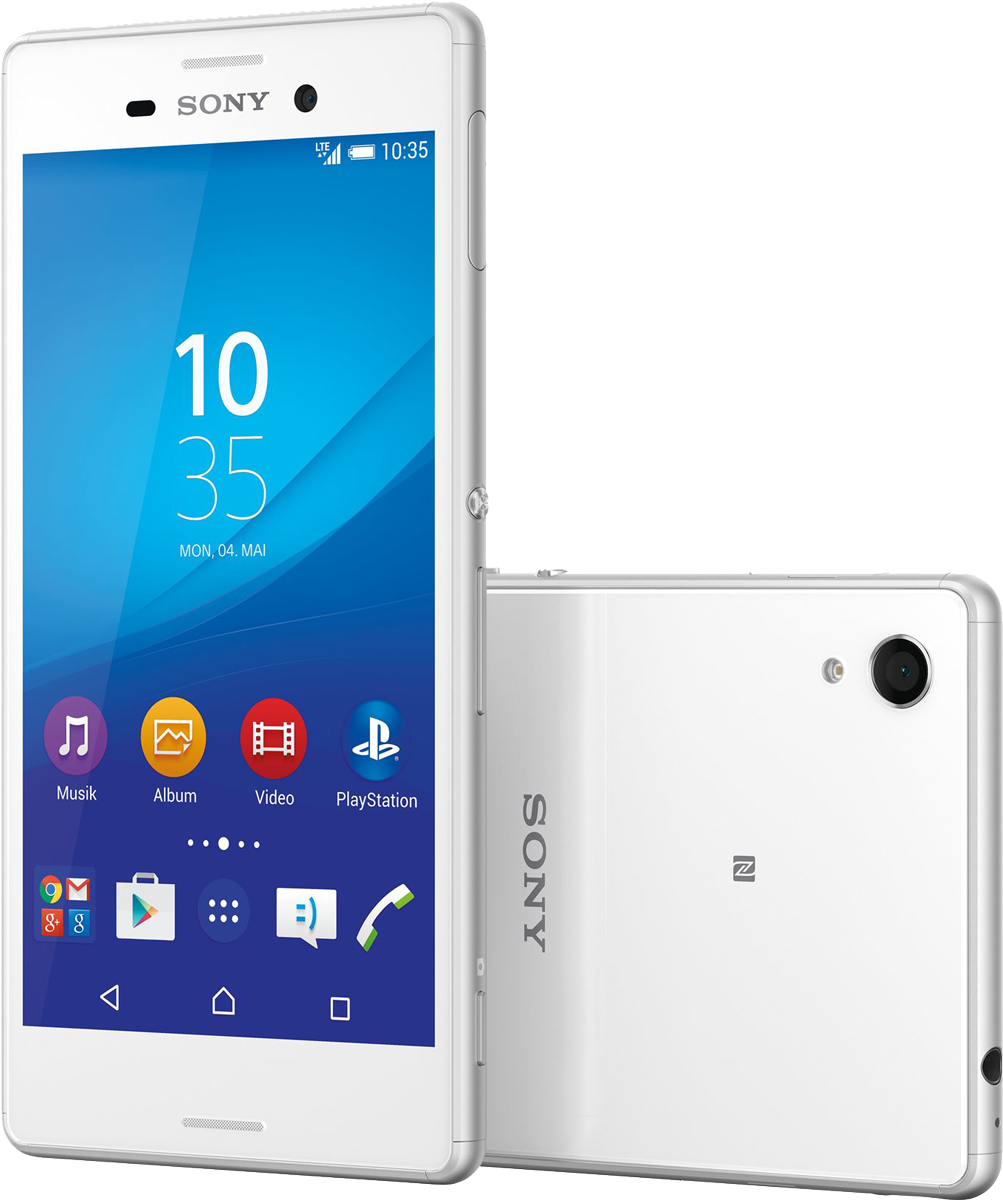sony xperia m4 agua android smartphone 8 gb weiss. Black Bedroom Furniture Sets. Home Design Ideas