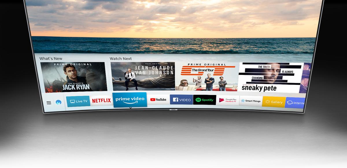 samsung qe65q8cn qled tv 65 4k hdr smart tv silber g nstig kaufen 60 69. Black Bedroom Furniture Sets. Home Design Ideas