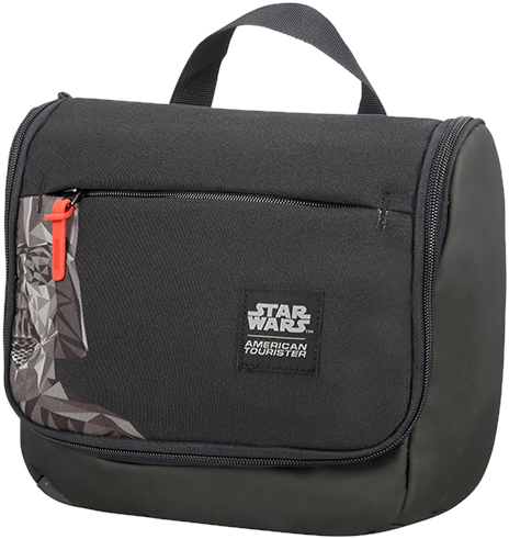 Trousse de toilette Star Wars Dark Vador Darth Vador Geometric noir HRLcS7R