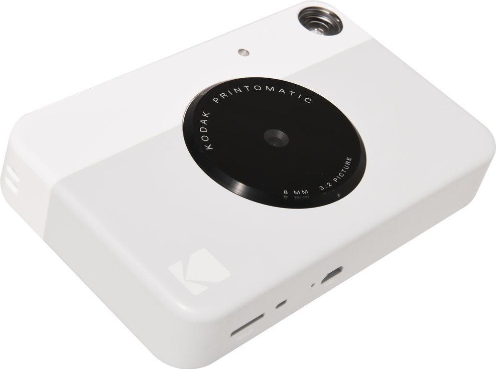 kodak printomatic appareil photo num rique impression instantan e 10 mp gris appareils. Black Bedroom Furniture Sets. Home Design Ideas