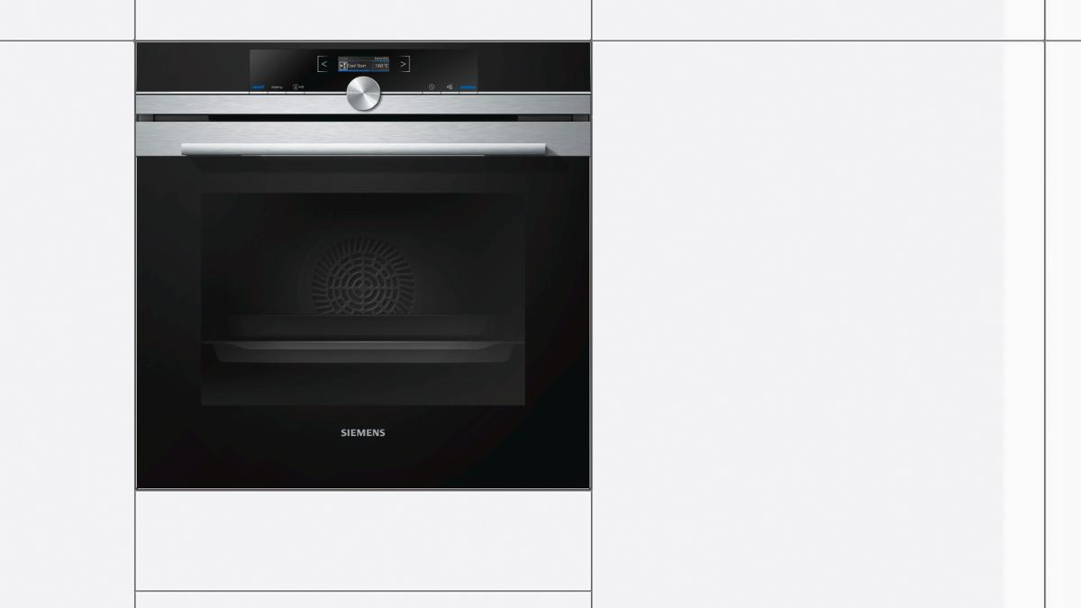 Siemens hb634gbs1 fours cuisini res largeur standard for Comfours encastrables siemens