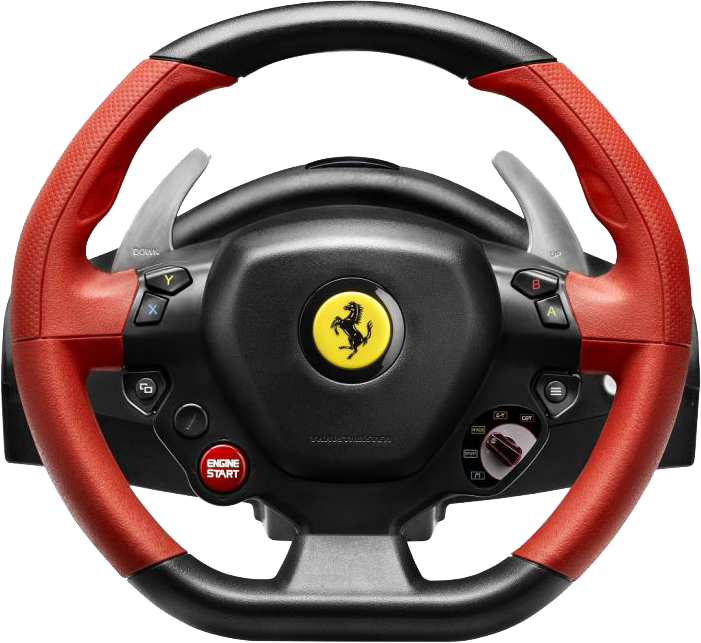 thrustmaster ferrari 458 spider g nstig kaufen lenkr der xbox one media markt online shop. Black Bedroom Furniture Sets. Home Design Ideas