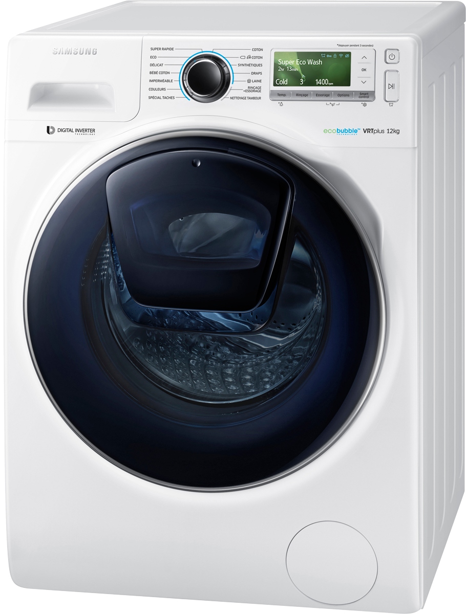 samsung ww12k8402ow ws lavatrice 2300 watt bianco 12 kg compra a buon mercato shop. Black Bedroom Furniture Sets. Home Design Ideas