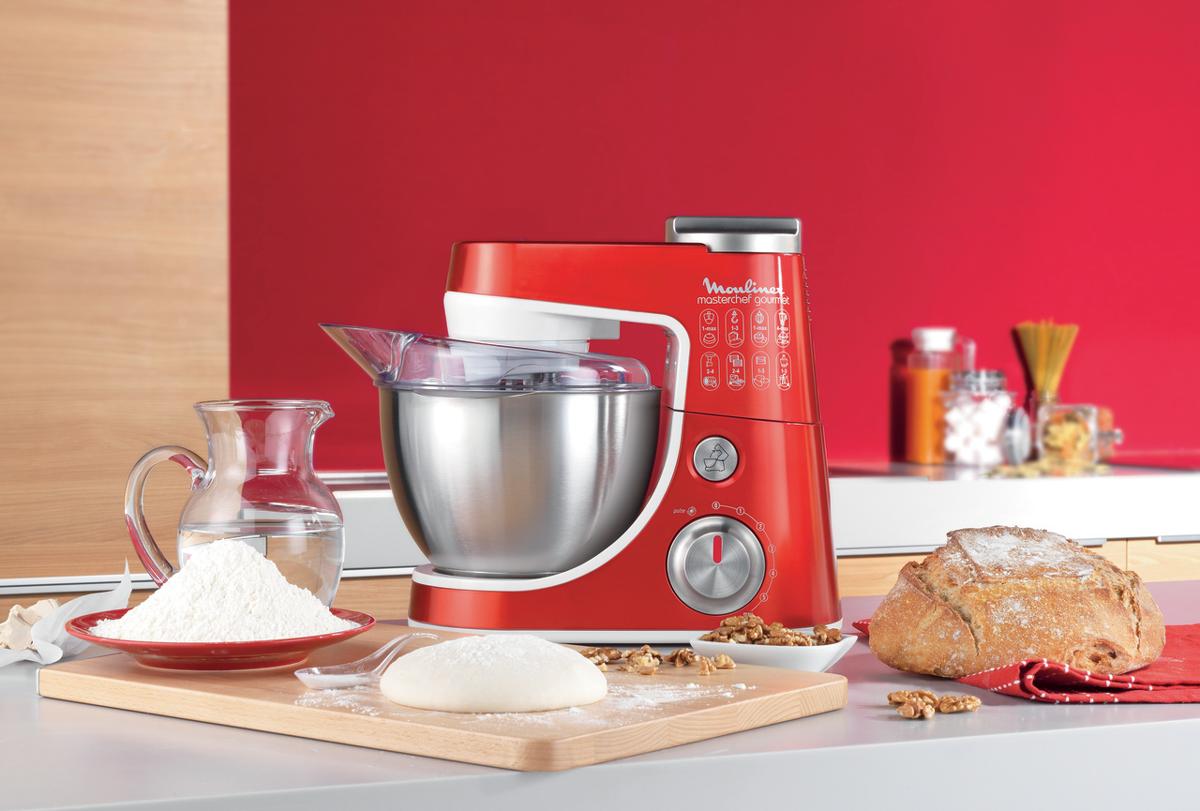 Moulinex masterchef gourmet plus xmas edition robot de for Acheter des ustensiles de cuisine