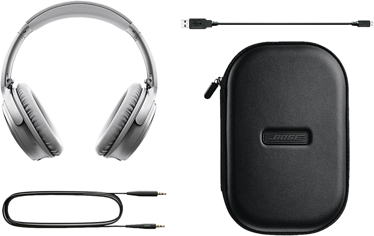 bose quietcomfort 35 ii couteurs auriculaires. Black Bedroom Furniture Sets. Home Design Ideas