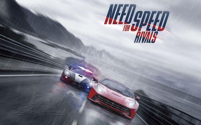 need for speed rivals ps4 version allemande jeux ps4 racing acheter bas prix media. Black Bedroom Furniture Sets. Home Design Ideas