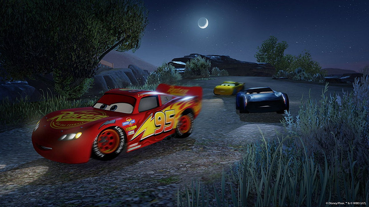 cars 3 driven to win ps3 fran ais allemand jeux ps3 racing acheter bas prix media. Black Bedroom Furniture Sets. Home Design Ideas