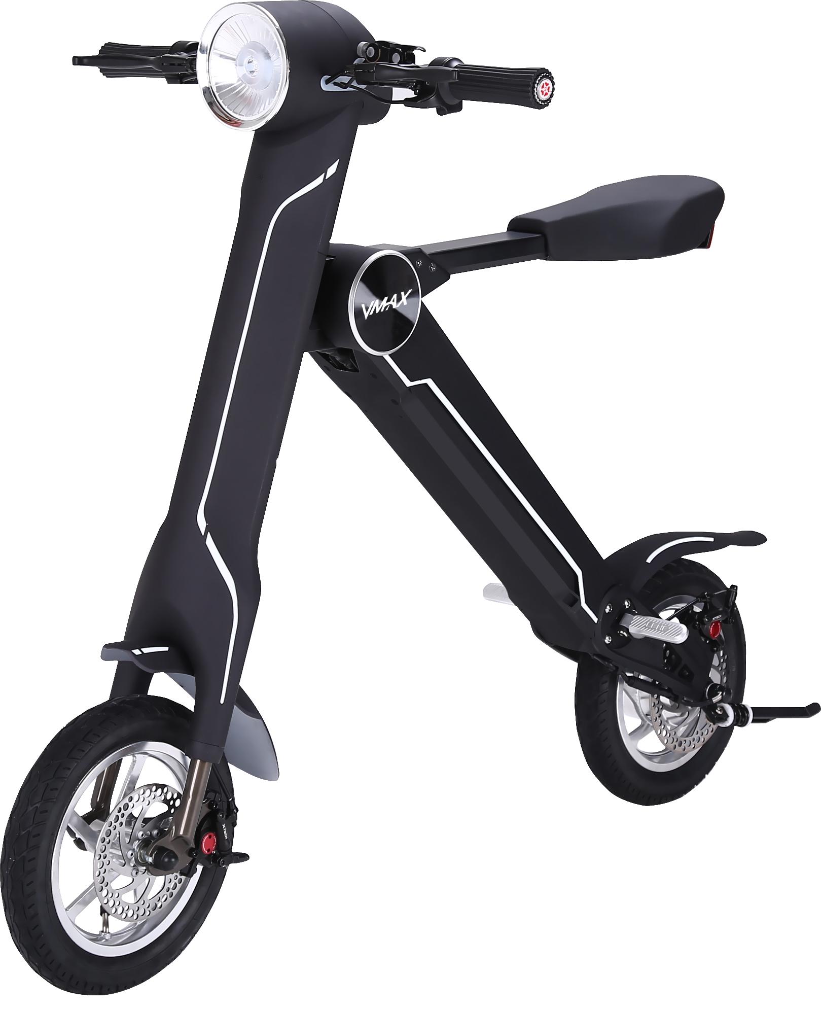 vmax easy scooter t25 schwarz g nstig kaufen. Black Bedroom Furniture Sets. Home Design Ideas
