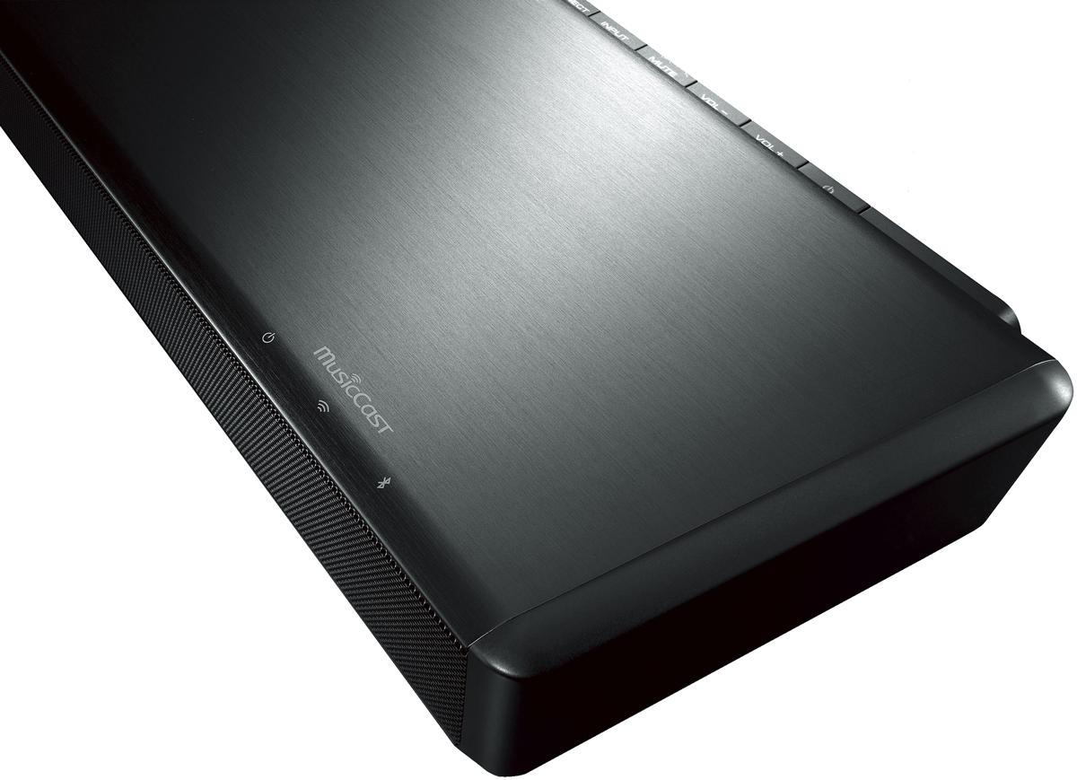 yamaha musiccast ysp 2700 premium soundbar mit subwoofer bluetooth airplay schwarz g nstig. Black Bedroom Furniture Sets. Home Design Ideas