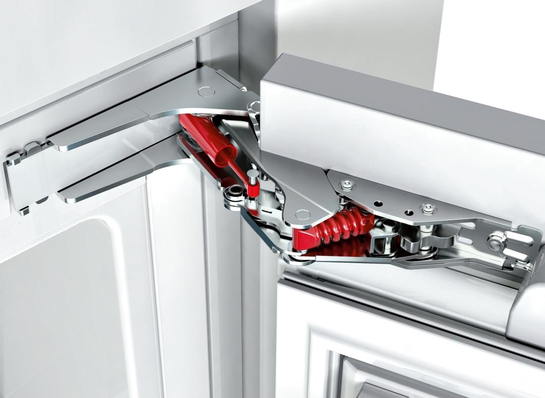 Bosch kin86hd30 combinaison r frig rateur cong lateur for Refrigerateur congelateur hauteur 170 cm
