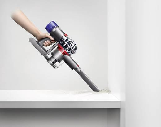 dyson v8 absolute extra akku besensauger 425 watt. Black Bedroom Furniture Sets. Home Design Ideas