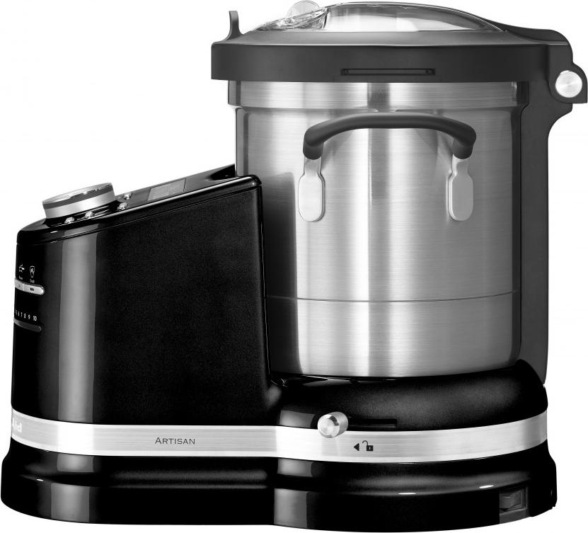 kitchenaid artisan cook processor 5kcf0103 schwarz g nstig kaufen food processor media. Black Bedroom Furniture Sets. Home Design Ideas