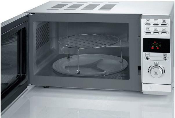 severin mw 7854 mikrowelle mit grill 20 liter kapazit t silber g nstig kaufen. Black Bedroom Furniture Sets. Home Design Ideas