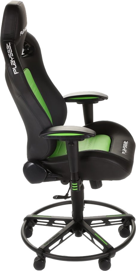 playseat l33t gr n g nstig kaufen pc gamerstuhl. Black Bedroom Furniture Sets. Home Design Ideas