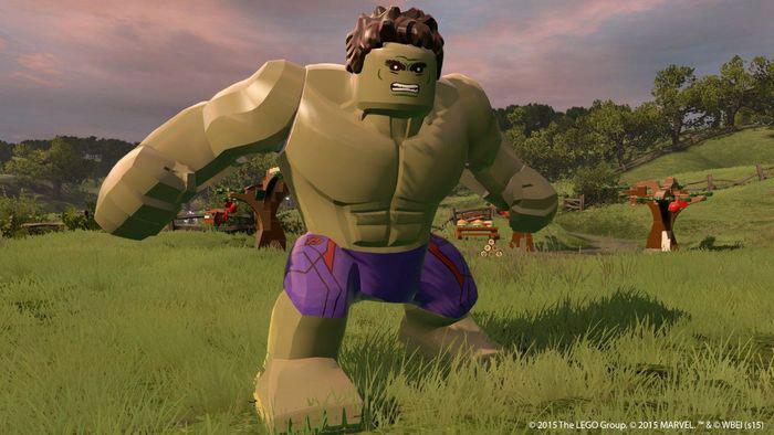 Lego marvel 39 s avengers wii u allemand fran ais jeux - Jeux de lego marvel gratuit ...