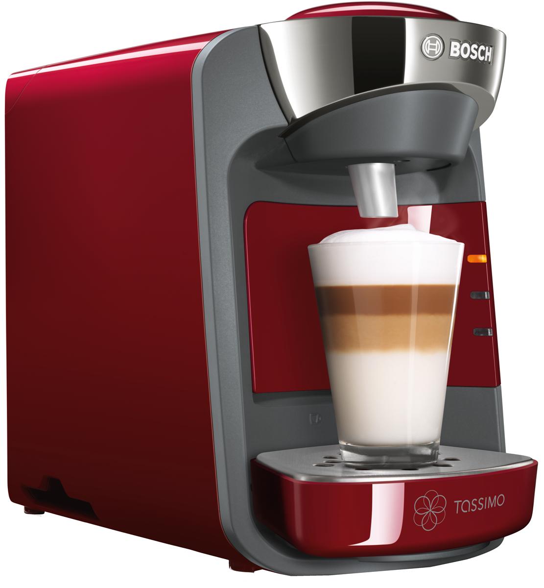 bosch suny tas3203ch rouge machine caf de tassimo acheter bas prix media markt. Black Bedroom Furniture Sets. Home Design Ideas