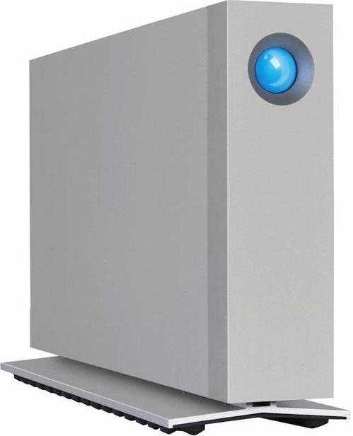 lacie d2 thunderbolt 3 externe festplatte 8 tb. Black Bedroom Furniture Sets. Home Design Ideas