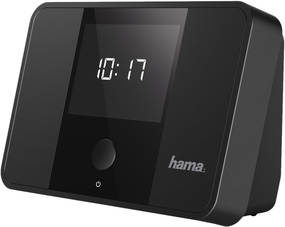 hama 54858 dt100bt digitaltuner dab dab fm bluetooth. Black Bedroom Furniture Sets. Home Design Ideas