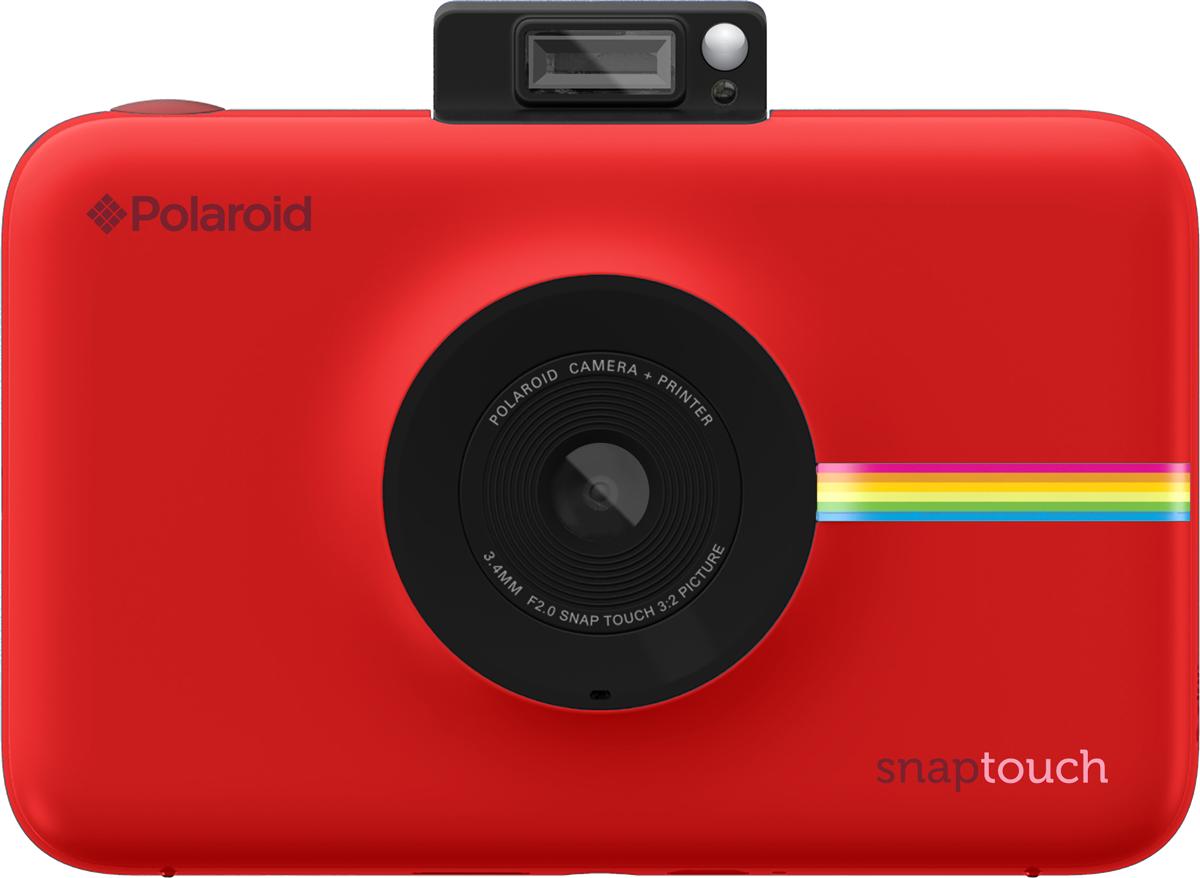 polaroid snap touch sofortbildkamera 13 mp rot. Black Bedroom Furniture Sets. Home Design Ideas