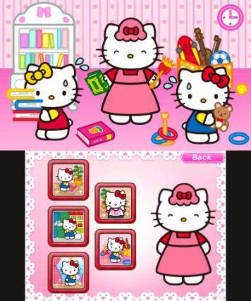 Hello kitty happy happy family 3ds g nstig kaufen nintendo 3ds 2ds party fun games media - Hello kitty fernseher ...