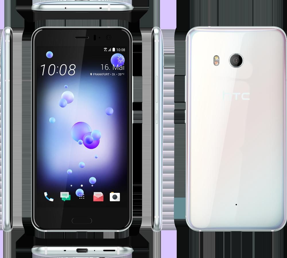 htc u11 android smartphone 64gb weiss g nstig kaufen htc smartphones media markt. Black Bedroom Furniture Sets. Home Design Ideas