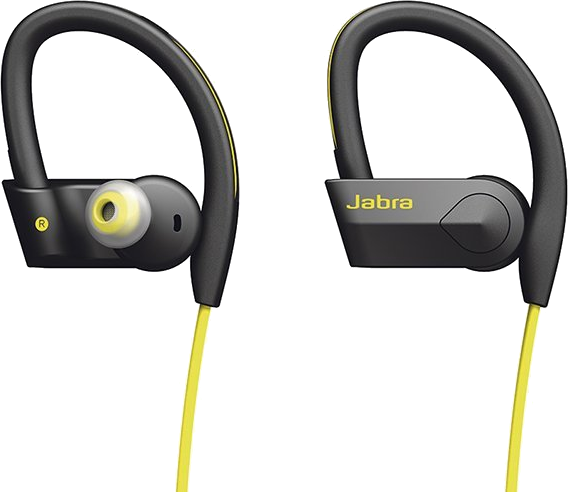 jabra sport pace in ear kopfh rer bluetooth gelb. Black Bedroom Furniture Sets. Home Design Ideas