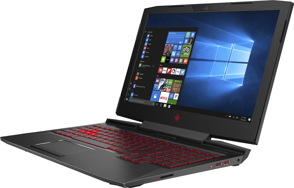 hp omen 15 ce074nz ordinateur portable cran full hd 15 6 39 6 cm noir 15 gaming. Black Bedroom Furniture Sets. Home Design Ideas