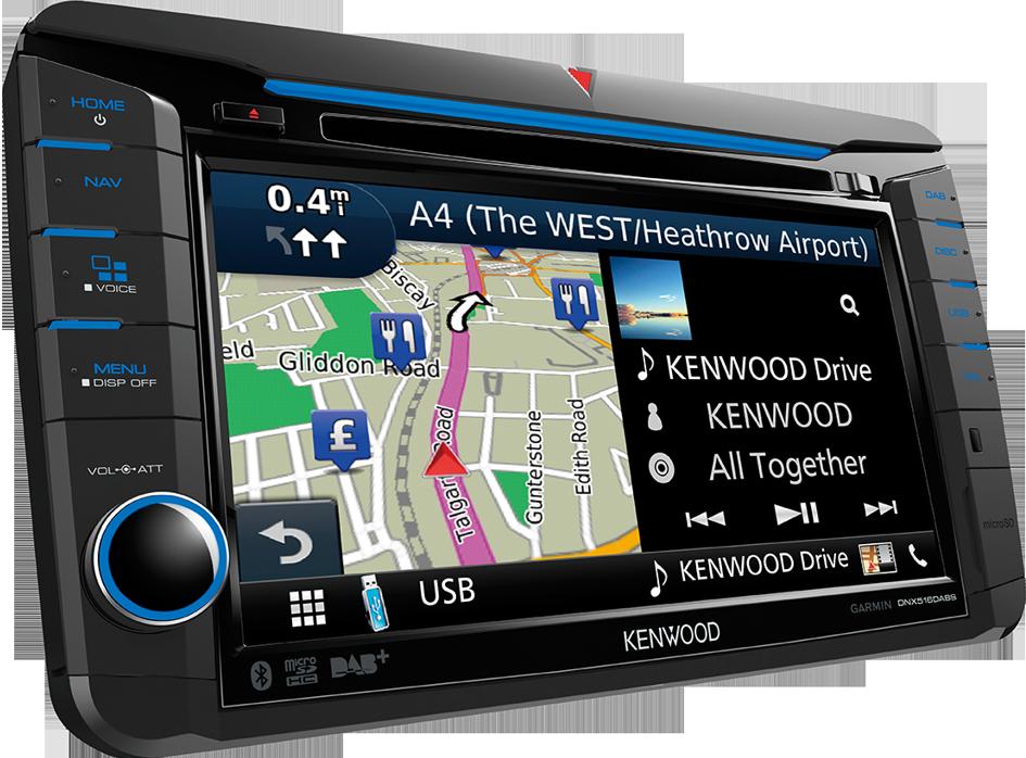 Auto Multimedia-Systeme