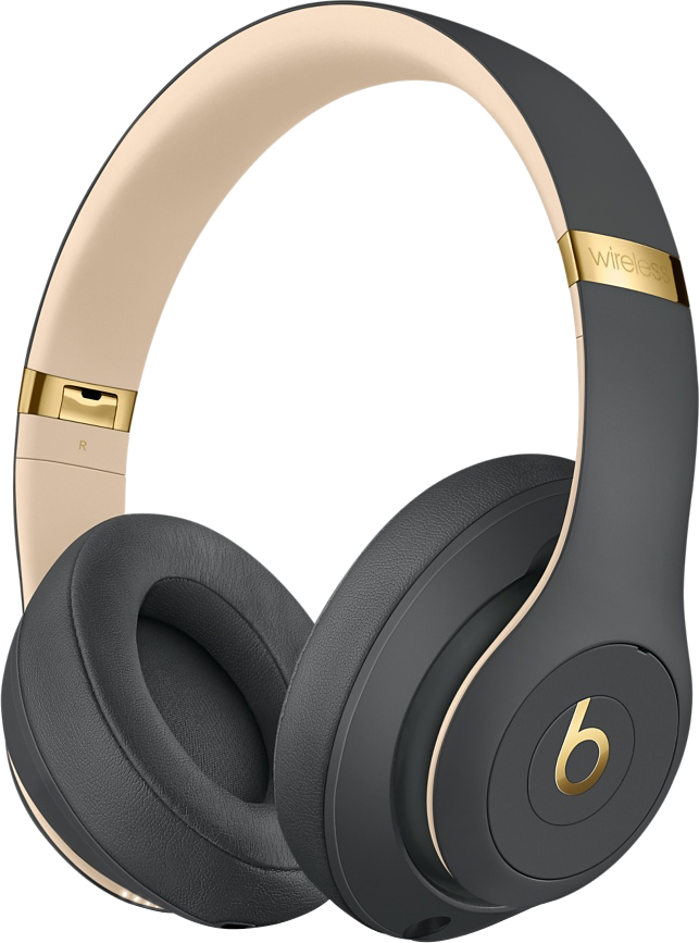 beats studio3 wireless casque circum auriculaire bluetooth gris couteurs over ear sans. Black Bedroom Furniture Sets. Home Design Ideas